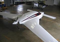 Velocity in hangar